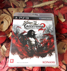 Castlevania Lords Of Shadow 2 Mídia Física Ps3 Frete 11,98