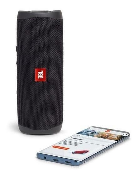Caixa Jbl Flip5 Bluetooth Prova D