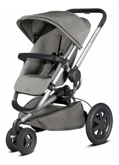 Quinny Buzz Xtra Grey Gravel 0m+ Cuotas By Maternelle