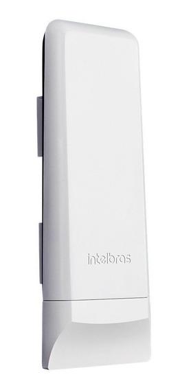 Antena Cpe Wireless Intelbras Wom 5000 5ghz 12dbi Nanostatio