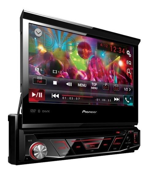 Estereo Dvd Pioneer Avh-4850bt Bluetooth Usb Pantalla 7´
