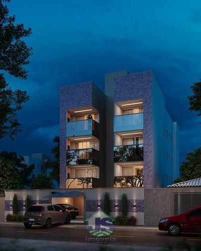 Apartamento No Bairro Iguaçu. - 788-1