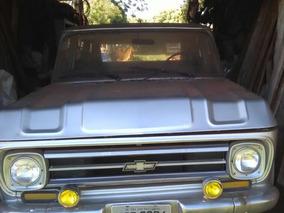 Chevrolet Veraneio Motor 6cc