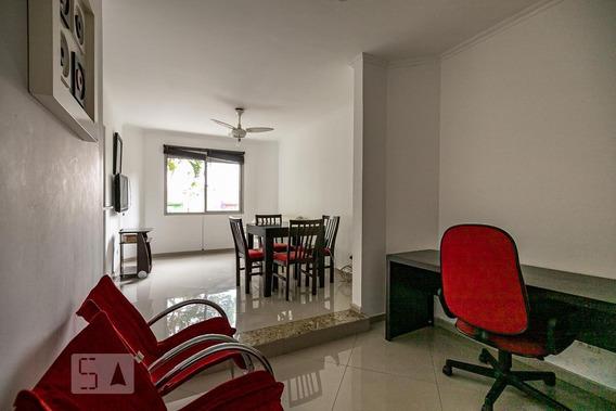 Apartamento À Venda - Moema, 1 Quarto, 55 - S893041536