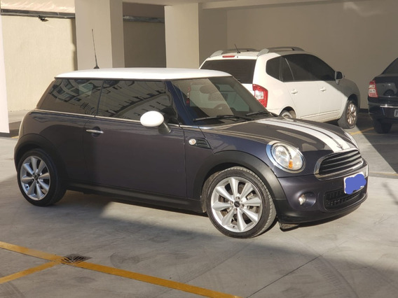 Mini One 2013 1.6 16v Gasolina 2p Automático