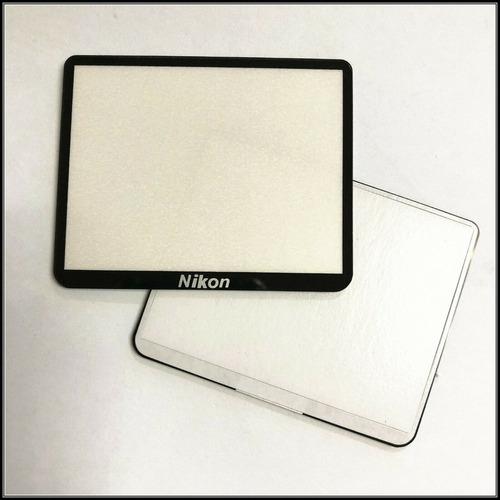 Imagem 1 de 1 de Visor Acrilico Lcd Nikon D3400 D3500