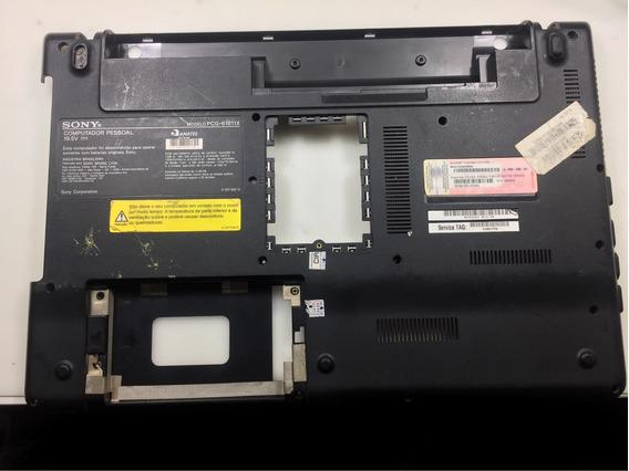 Carcaça Base Inferior Notebook Sony Vaio Pcg-61611x