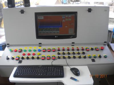 Sistemas De Control Para Plantas De Asfalto Y Hormigon
