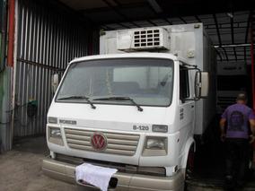 Volkswagen Vw 8120 Bau Refrigerado