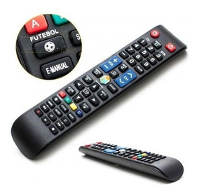 Controle Samsung Remoto Smart Tv Led Lcd 3d | Função Futebol