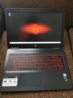 Notebook Gamer Hp Omen/i5 7300hq/8gb Ram/1tb Hdd/gtx1050 4gb