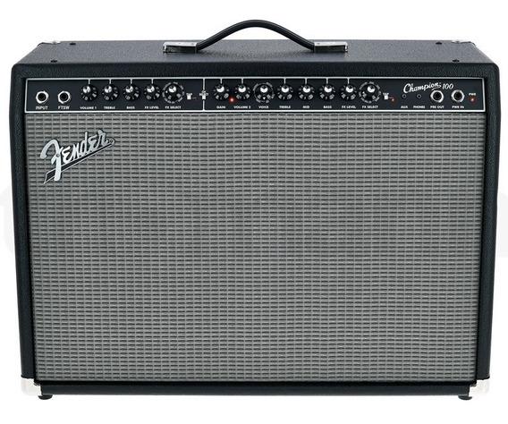Amplificador Fender Champion 100 Transistor 100w