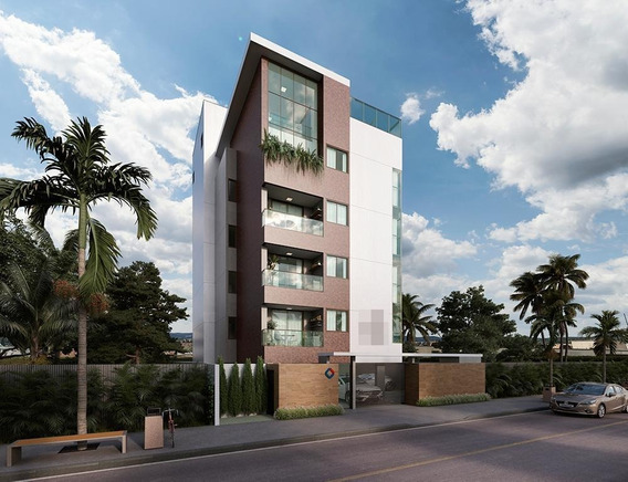 Apartamento Em Intermares, Cabedelo/pb De 76m² 3 Quartos À Venda Por R$ 330.449,00 - Ap211406