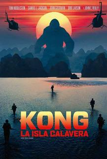 Blu-ray - Kong La Isla Calavera