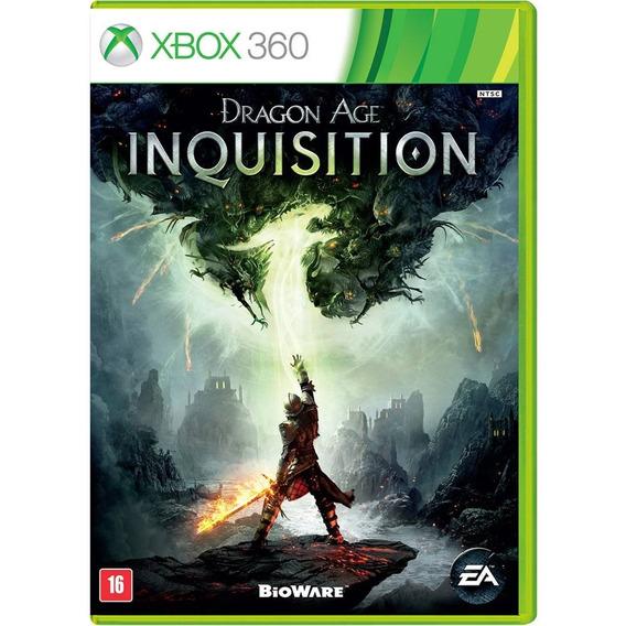 Dragon Age Inquisition - Xbox 360 - Lacrado -