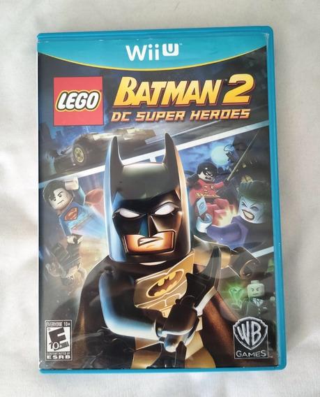 Lego Batman 2 - Dc Super Heroes - Nintendo Wii U - Americano