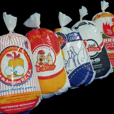 Bolsas Para Empaquetar Pollo