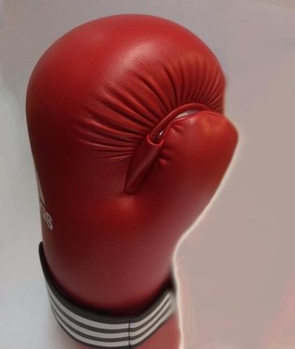 Error Sitio de Previs ensillar  Guantes De Taekwondo Itf Oficial adidas Pad Mano Profesional | Mercado Libre