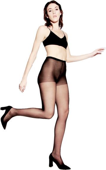 Medias Panty Pack X4 Emma 60 De Multifilamento