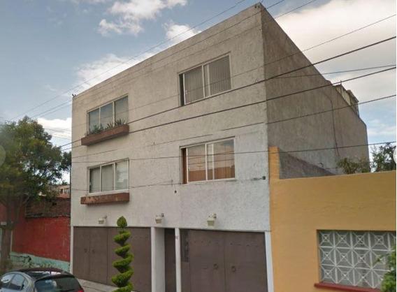 Remate Bancario Departamento En Delegación Benito Juarez
