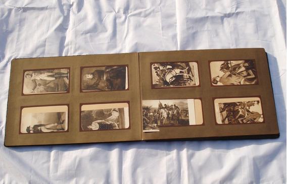 Album Tarjetas Postales De La Vida De Napoleon Son 65