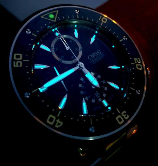 Relógio Oris Prodiver Cronograph 1000m