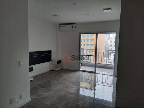 Imagem 1 de 16 de Studio Com 1 Dormitório Para Alugar, 45 M² Por R$ 2.500,00/mês - Centro - São Paulo/sp - St0118