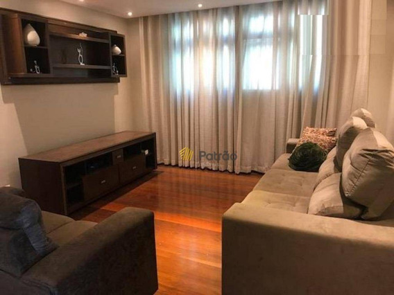 Sobrado Com 3 Dormitórios Sendo 3 Suítes - Parque Espacial - São Bernardo Do Campo/sp - So0778