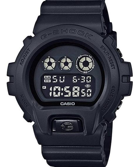 Relógio Casio G-shock Preto Dw-6900bb-1dr + Garantia + Nfe