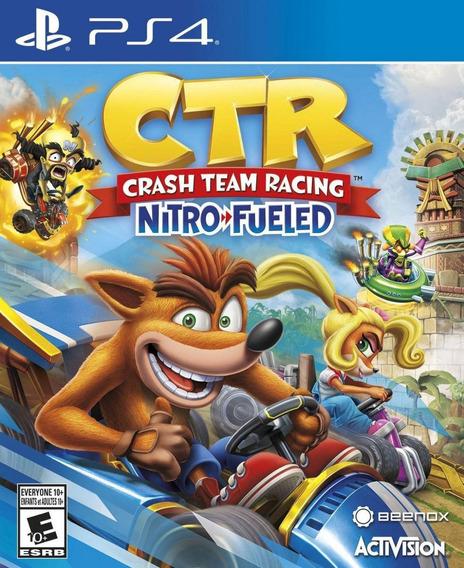 Crash Team Racing Nitro Fueled Ps4 Digital Primaria