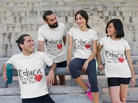 T-shirt Educação Física