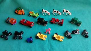 Kinder Autos Moto Vaca Lote