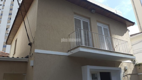 Linda Casa Comercial Próxima Ao Ibirapuera - Pj51802