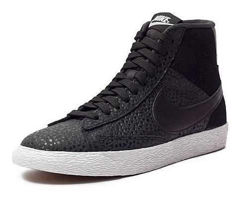 Zapatillas Botitas Nike Blazer Mid Premium Mujer