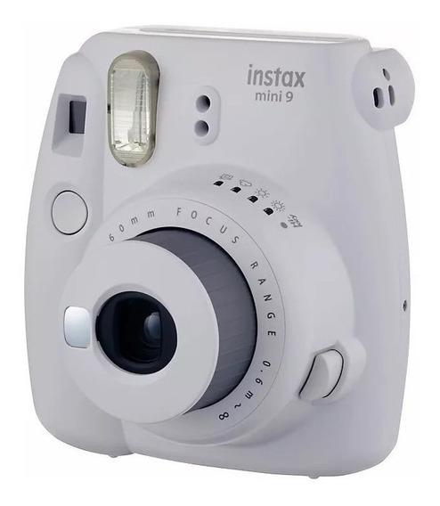 Câmera Instantânea Fujifilm Instaxmini9 - Cor Branco Instax