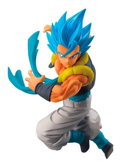 Figura Ss God Gogeta Dragon Ball Super Chosenshi Retsuden /u