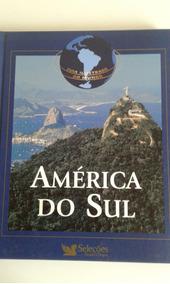Livro América Do Sul - Guia Ilustrado