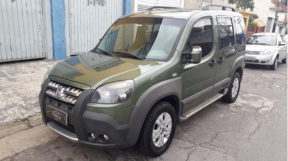 Fiat Doblo Adventure1.8 Xingu Flex 5p - 6 Lugares - 2013
