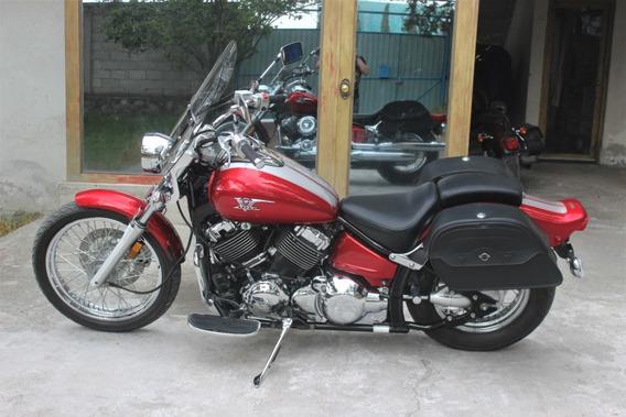 Yamaha V Star 650 Custom Mod 07