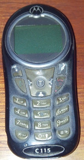 Motorola C115 Celular Smartphone Entrega Inmediata Hoy!!!!!