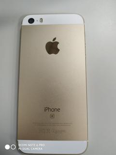 iPhone Se 32gb Semi Novo