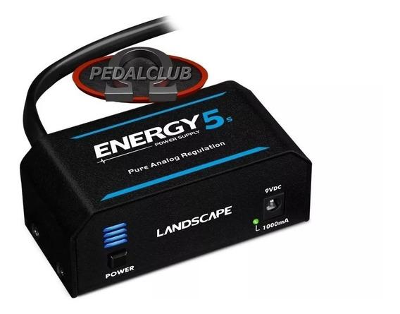 Fonte Pedal 5 Pedais Landscape Energy 5 E5 Pedalclub