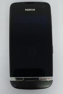 Nokia Asha 311 Preto Botão Send Danificado