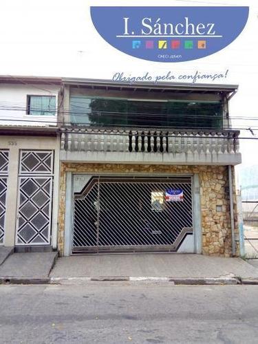 Casa / Sobrado Para Venda Em Itaquaquecetuba, Vila Virgínia, 3 Dormitórios, 1 Suíte, 3 Banheiros, 2 Vagas - 681_1-658537