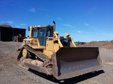 Bulldozer Topador Cat D6 En Excelente Estado