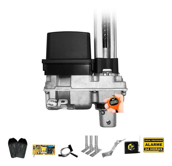 Kit Motor Portão Basculante Ppa 1/4 + Suporte Tx Car Rápido