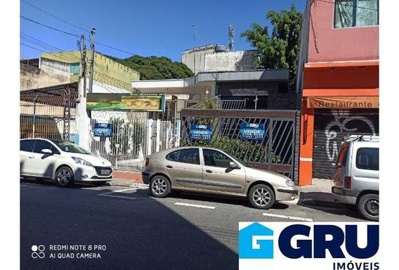Ótimo Imóvel Comercial No Centro De Guarulhos - Cac250