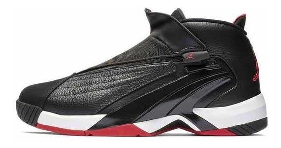 Tenis Jordan Jumpman Swift Black , Red