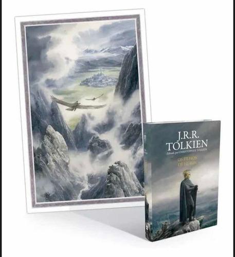 Livro Os Filhos De Hurin - J. R. R. Tolkien Frete Grátis