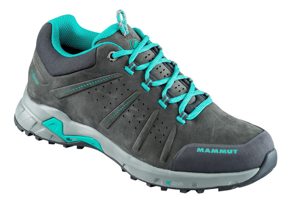 Zapatilla Mujer Convey Low Gtx® Gris Mammut
